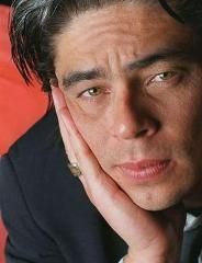 Benicio Del Toro Sexy