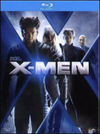 DVD di XMen