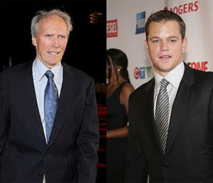 Clint Eastwood_Matt Damon
