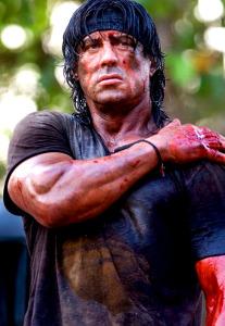 Stallone Rambo Image