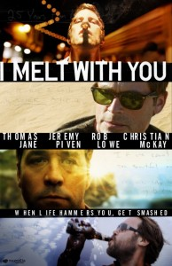 I melt with you_poster_locandina