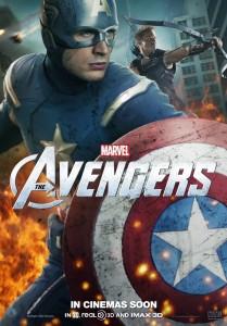Avengers_Poster_Capitan_America_Vendicatori
