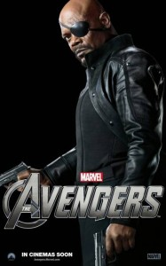 Nick Fury Avengers Vendicatori Shield