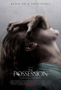 The Possession Sam Raimi Dibbuk poster locandina 202x300 The Possession: non aprite quella scatola!