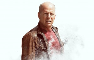 Looper Joseph Gordon Levitt Bruce Willis movie trailer 300x191 Looper: trailer ufficiale per i killer temporali