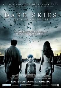 DARK SKIES - Oscure Presenze_LOCANDINA