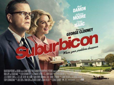 Suburbicon – il nuovo film diretto da George Clooney