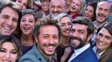 A casa tutti bene – il nuovo film di Gabriele Muccino con un cast stellare
