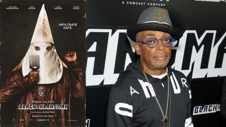 BlacKkKlansman: il nuovo film di Spike Lee