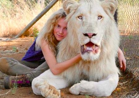 Mia e il leone bianco – Trama e trailer