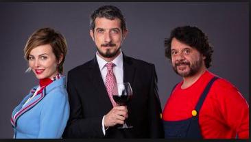 Modalità aereo: la commedia di Fausto Brizzi con Lillo e Paolo Ruffini