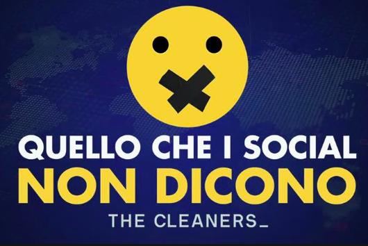Quello che i social non dicono (The Cleaners) – nei cinema il documentario sulla censura