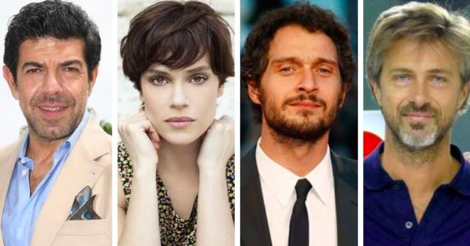 Favino, Ramazzotti, Rossi Stuart e Santamaria nel cast dei 'I migliori anni' di Gabriele Muccino