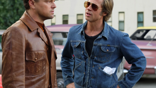 C'era una volta a… Hollywood: DiCaprio e Brad Pitt e con Quentin Tarantino nella Los Angeles del 1969
