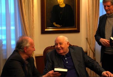 Herzog incontra Gorbaciov: documentario in ordine cronologico