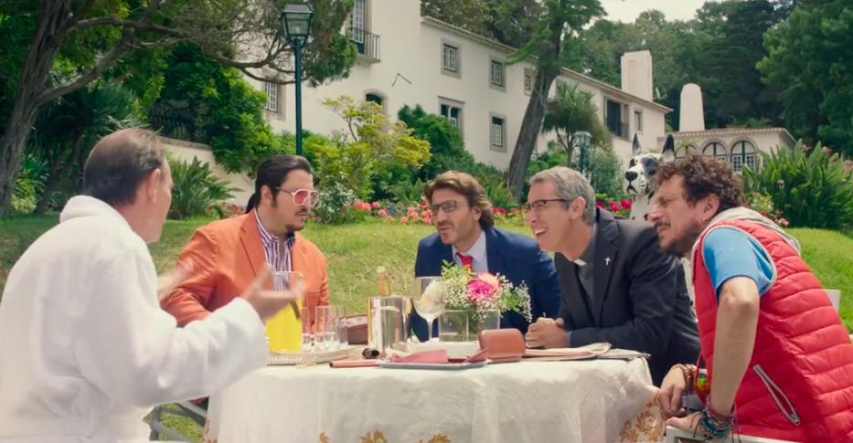 Un figlio di nome Erasmus: la nuova commedia di Alberto Ferrari