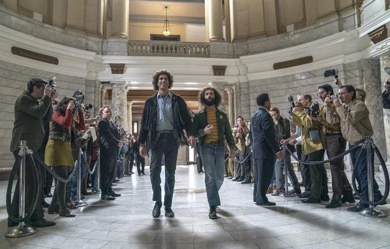 Il processo ai Chicago 7: tra i migliori film dell'anno