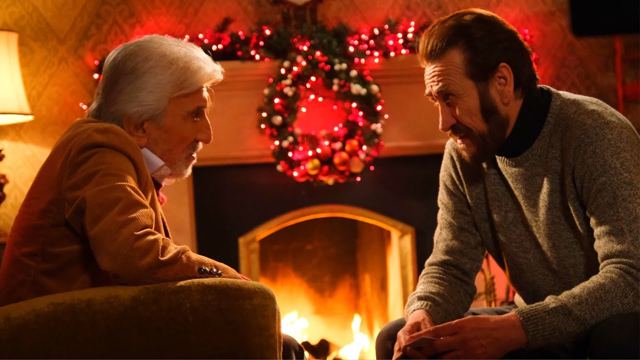 """""""Io sono Babbo Natale"""", l'ultimo film di Gigi Proietti"""