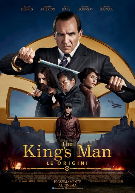 The King's man- le origini