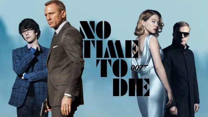 No Time to Die – arriva James Bond n. 25